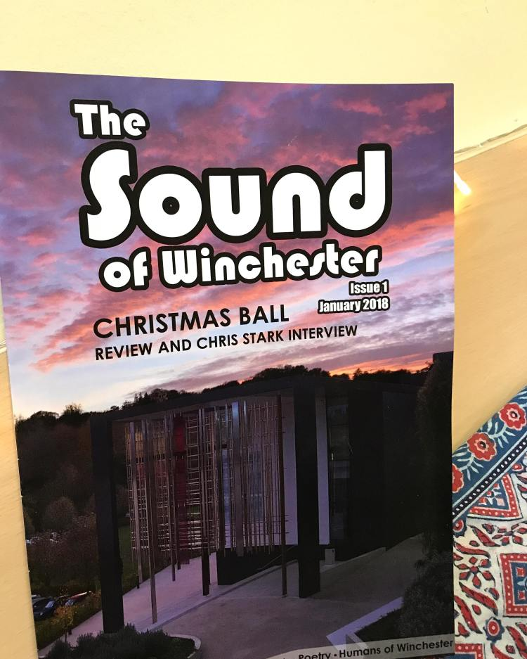 Andrea Wold Johansen, The Sound of Winchester