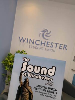 The Sound of Winchester Facebook